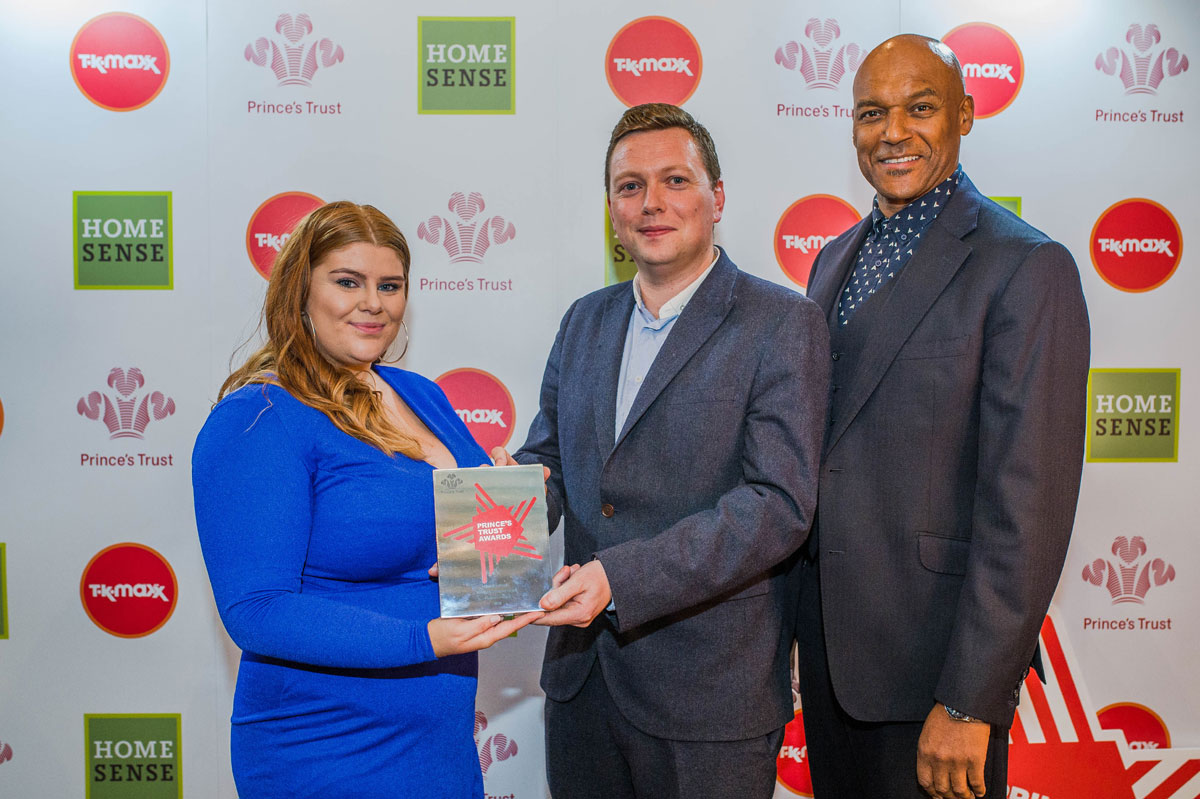 ESF Case Study - Prince's Trust Young Ambassador