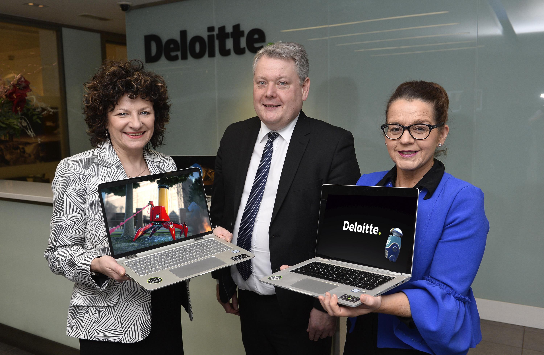 Deloitte offers 50 graduates opportunities in cutting edge