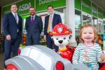 Minister Hamilton announces £1.4million Asda deal for Banbridge firm Clearhill