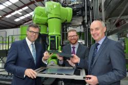 Hamilton announces £3.5million investment by CCP Gransden