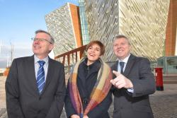 The Department for the Economy has welcomed delegates to Northern Ireland as part of a two day visit aimed at helping local businesses to explore export markets.