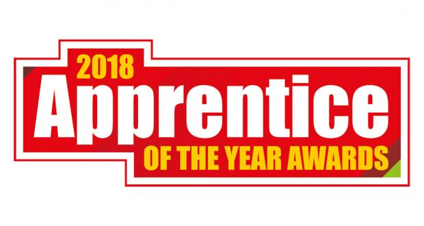 Apprentice of the Year 2018 banner