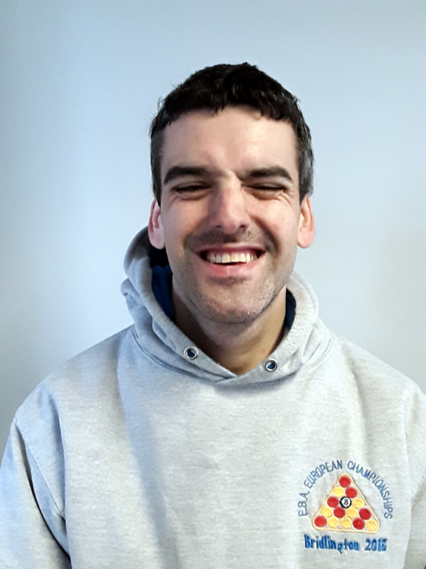 Shane Butcher, EQUAL Programme participant