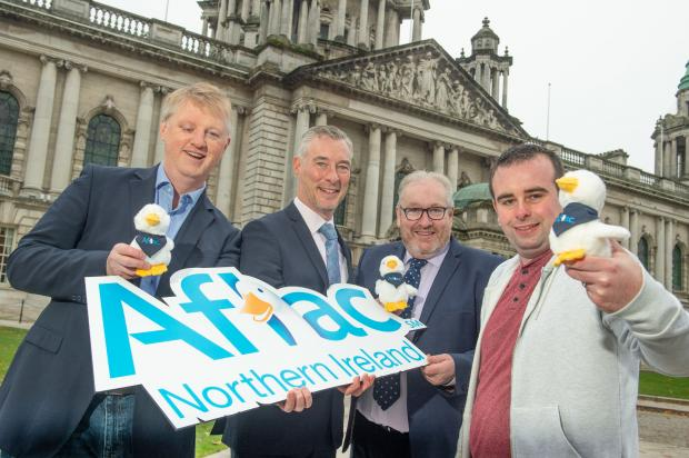 US insurance giant Aflac and Belfast Met launch 20-place Assured Skills Academy