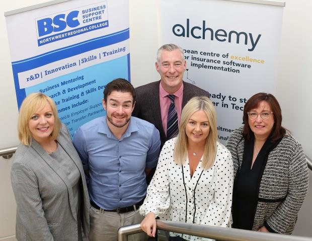 Alchemy Technology Services launches 5th Assured Skills Academy in Derry~Londonderry