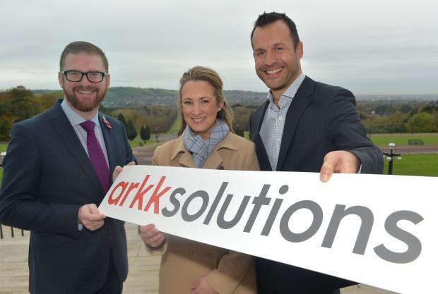 Hamilton welcomes Arkk Solutions Belfast expansion plans