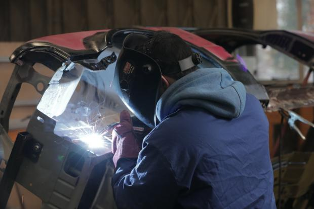 SRC is teaming up with two local companies to offer 10 people the opportunity to gain valuable welding skills at its Portadown campus