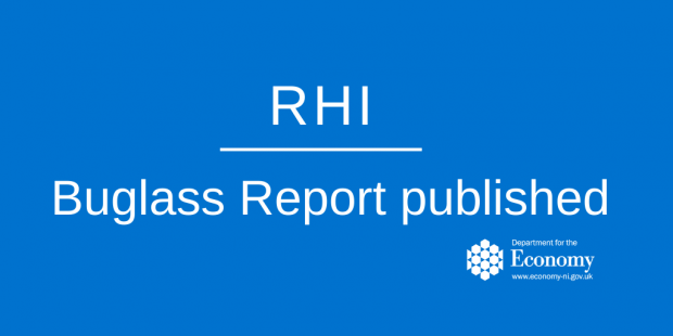 Minister publishes Buglass report
