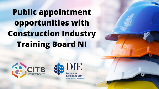 CITB NI public appointment competition