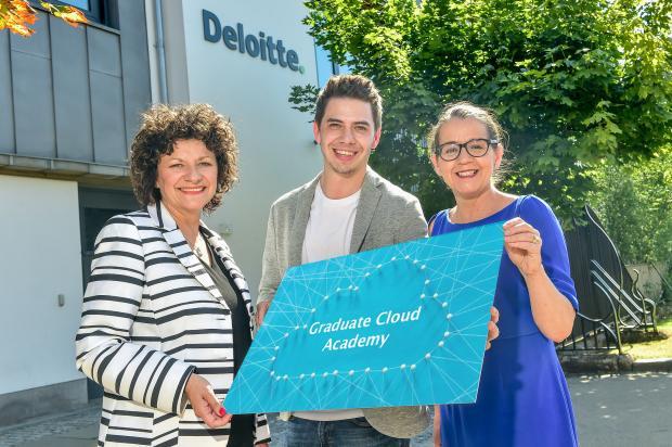Deloitte Cloud Academy