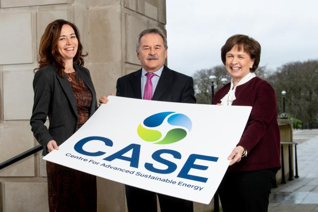 Minister for the Economy, Diane Dodds, today announced that Invest Northern Ireland has offered £3.6million of support for Phase II of the Centre for Advanced Sustainable Energy (CASE)