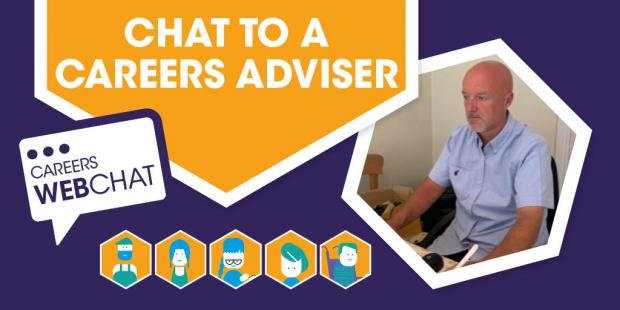 Chat to a Careers Adviser