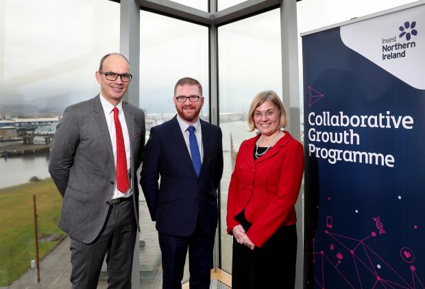 Minister launches new Collaborative Growth Programme