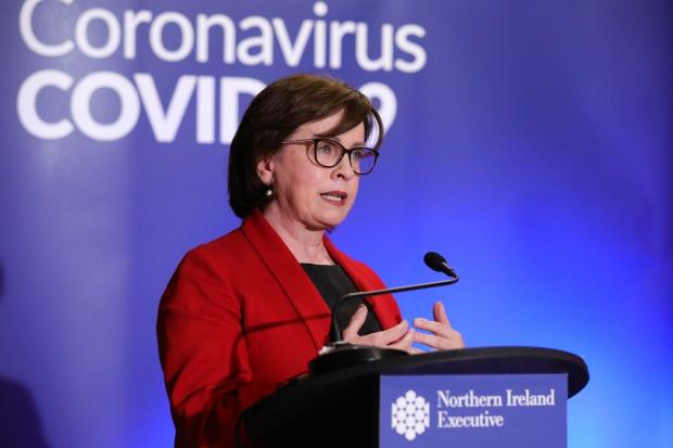 Minister Diane Dodds