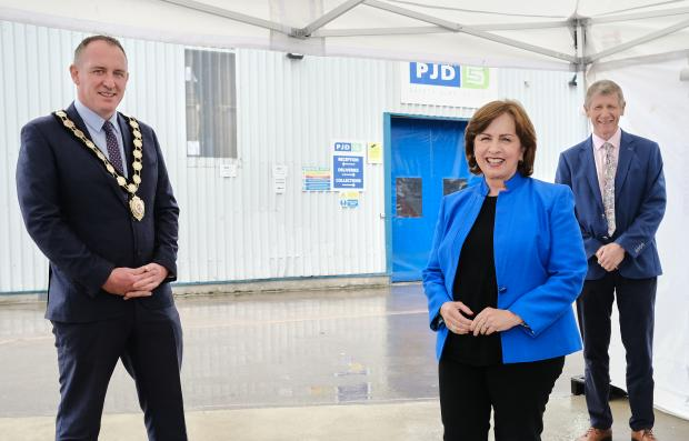 Mid Ulster District Council £1.1million business support programme