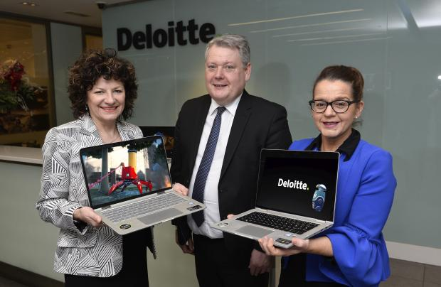 Deloitte offers 50 graduates opportunities in cutting edge technology consulting