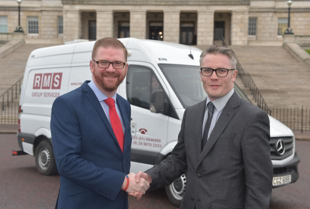 RMS Group Services set to grow with £1.25m investment
