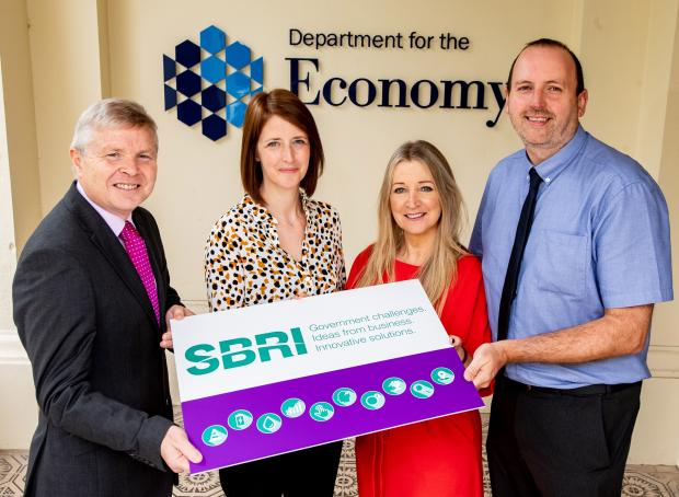 Launch of the SBRI Funding competition
