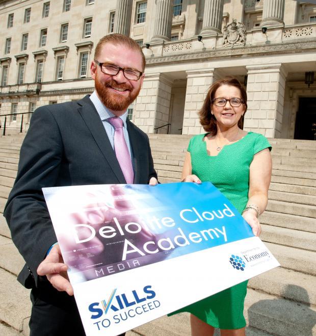 Hamilton launches Deloitte Cloud Academy