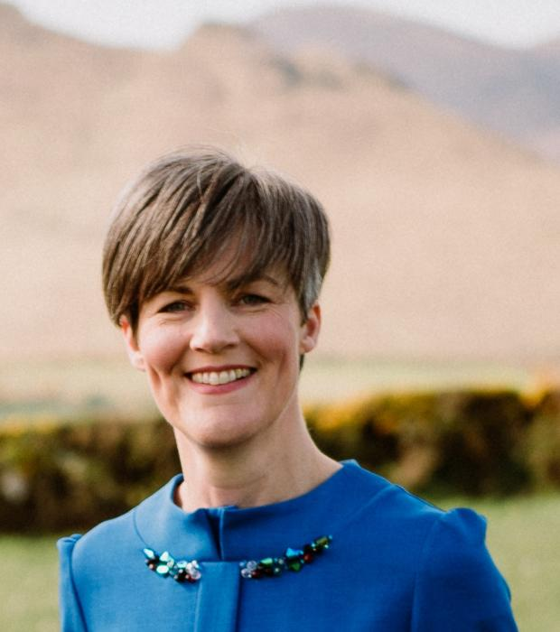 Dr Marie Cowan PGeo MIoD, Director of the Geological Survey of Northern Ireland