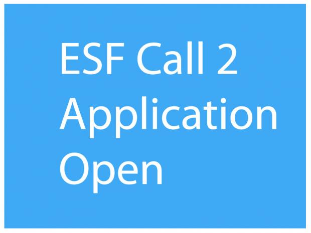 ESF applications open