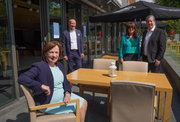Economy Minister welcomes dates agreed for re-opening of tourism and hospitality