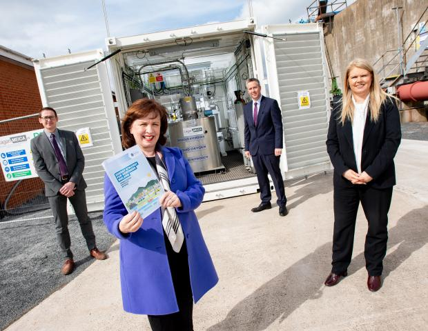 Public consultation on a new Northern Ireland Energy Strategy launched.