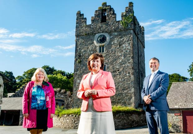 Minister Diane Dodds launches new Experience Development Programme at Castle Ward