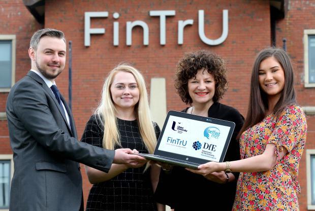 Belfast FinTrU Financial Services Academy opens to graduates