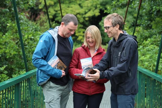 'Rambling on the Rocks: Walking Northern Ireland's Natural Landscape'