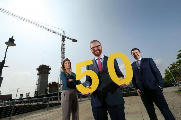 Economy minister announces 50 new civil engineering apprenticeships