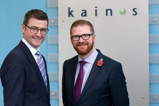 Hamilton commends Kainos on 30 years of success