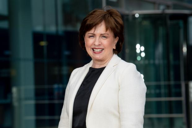 Minister for the Economy Diane Dodds
