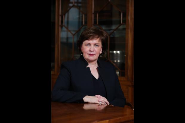 Economy Minister Diane Dodds