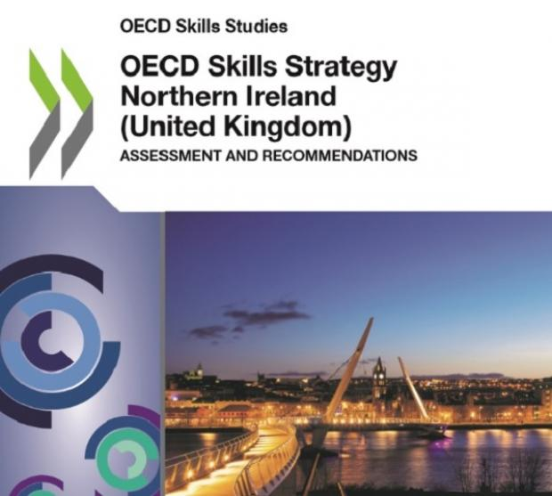 Front cover of OCED Skills Report