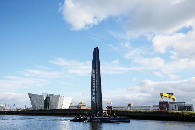Artemis Technologies project - Belfast