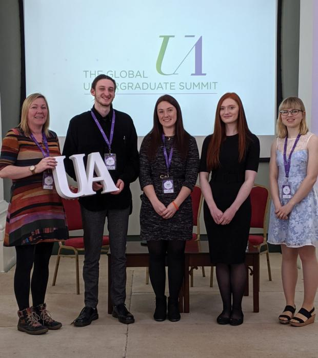 Northern Ireland students recognised in global awards programme
