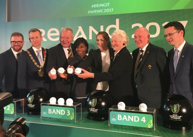 Women's Rugby World Cup 2017 equals tourism success conversion for Northern Ireland