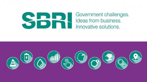 SBRI Funding logo