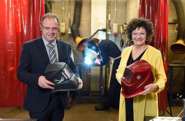 South West College launches new Assured Skills Welding Academy