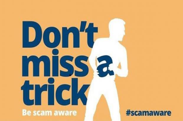 Don't Miss a Trick, Be Scam Aware!