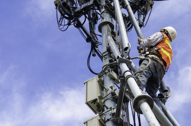 Telecomms engineer