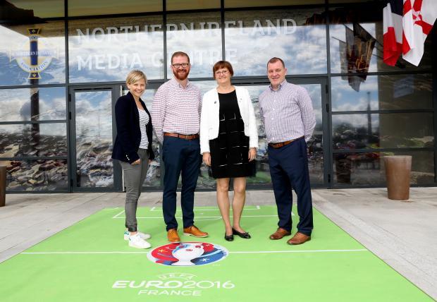 Hamilton hails Euro 2016 tourism potential