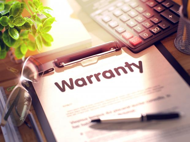 Take care when purchasing extended warranties