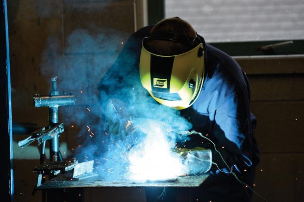 Assured Skills Academy in welding