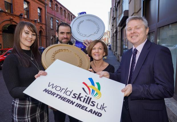 Northern Ireland competitors excel at WorldSkills UK LIVE