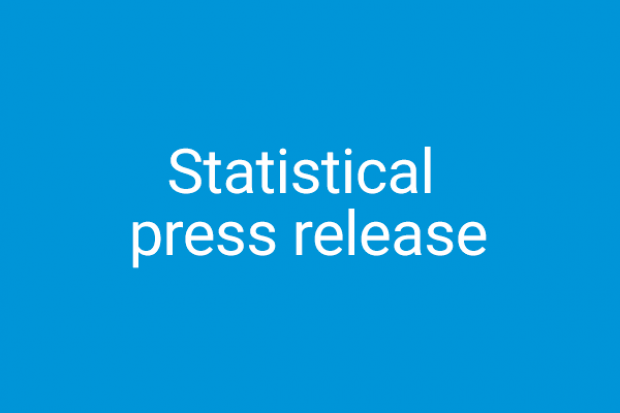 Statistical Press Release - Labour Market and Economic Output Statistics published