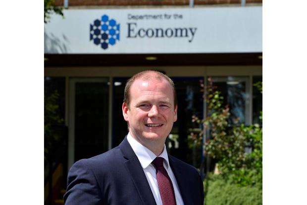 Minister Gordon Lyons