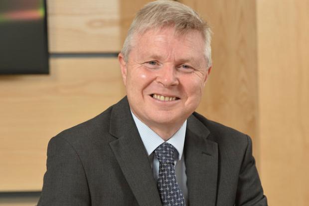 Permanent Secretary Noel Lavery